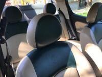 Peugeot 206 leather seat kit