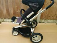 Quinny buzz 3 buggy with carrycot