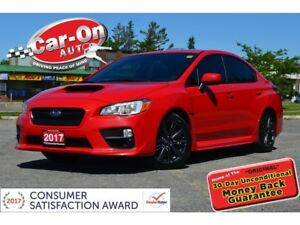 2017 Subaru Impreza WRX REAR CAM HTD SEATS ALLOYS LOADED