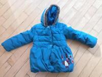 Age 6-7 cosy winter coat