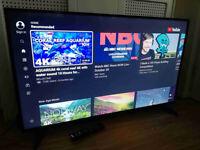 """Smart TV 49"""" LED Slim FullHD built in WiFi"""
