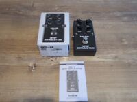 BRAND NEW NUX AS-4 Amp Simulator Guitar Effects Pedal in Original Box. Comes with Manual