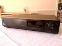 SONY Video cassette recorder/player