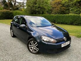VW Golf 2.0Tdi 140bhp DSG 5dr