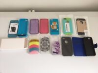 Iphone 5/5s covers x 11 Job lot