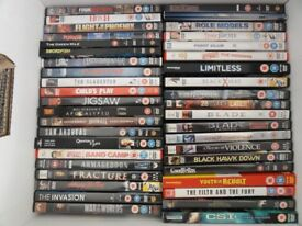 large job lot of dvds in very good condition