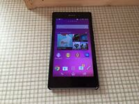 SONY XPERIA Z1|16GB STORAGE|FACTORY UNLOCKED TO ALL NETWORKS|SMART PHONE