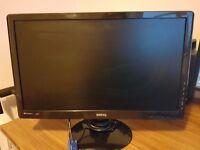 "BenQ GL2240 22"" / 21.5"" HD 1080p 1920x1080 LED Computer Monitor - DVI-D VGA - No HDMI"