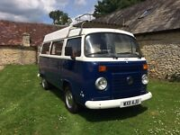 2011 Volkswagen Danbury Type 2 Campervan