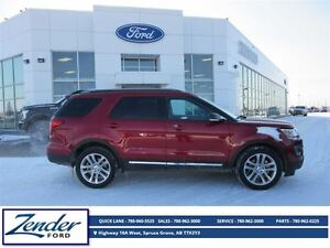 2016 Ford Explorer XLT [Rear View Camera]