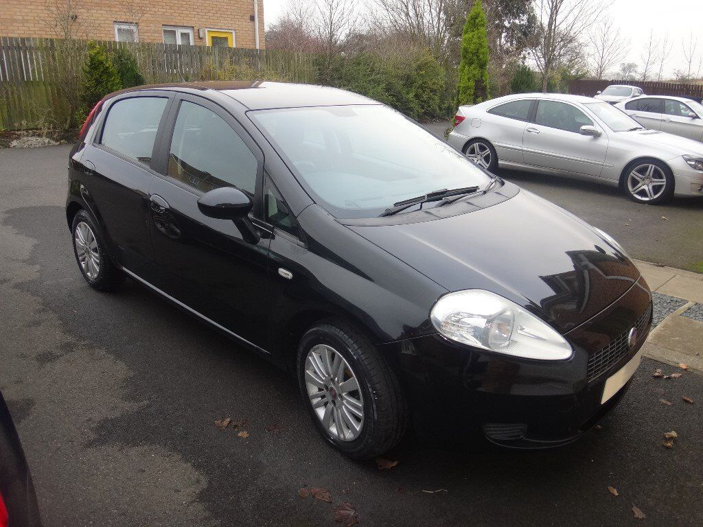 fiat grande punto 1 3 multijet 16v 75 dynamic 2008 diesel in wingate county durham gumtree. Black Bedroom Furniture Sets. Home Design Ideas