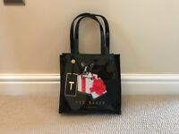 Ted Baker small pvc shopping bag - new with tags