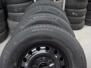 225/65R16, MICHELIN X-ICE, Winter tires