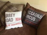 X4 cushions