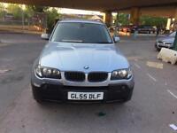 BMW X3 2.0 d SE 5dr sv history