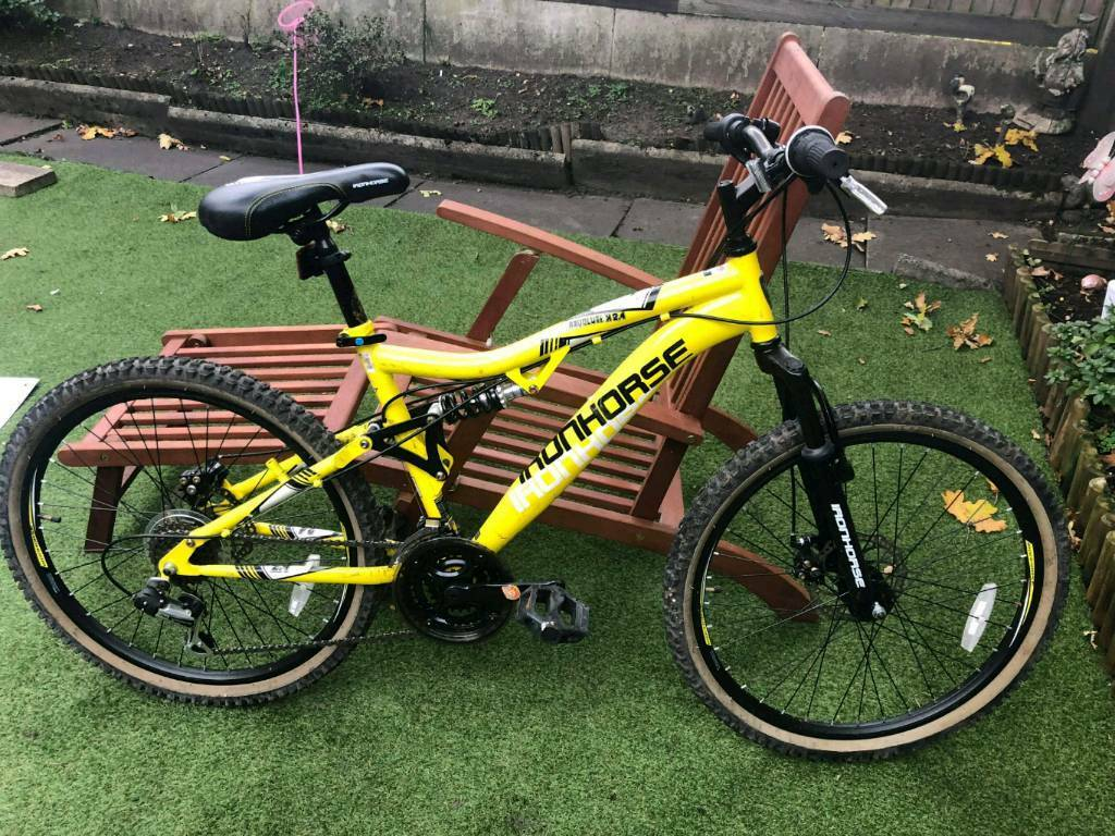 24 Quot Kids Iron Horse Mountain Bike In Bolton Manchester