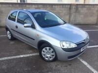 VAUXHALL CORSA 1.0 - 12 MONTHS MOT - IDEAL FIRST CAR - £695