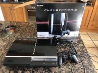 Play Station 3 40GB