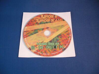YAMAHA TYROS2+TYROS3+TYROS4 - MUSIC TOOL Vol. 4 CD ROM 1 4 0 0 REGISTRATIONEN +, używany na sprzedaż  Wysyłka do Poland