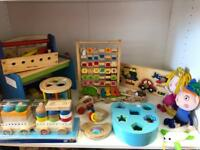Community toy shop - donate/shop/play