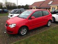 VW Polo 1.2 S - 27500 miles only - 57 plate