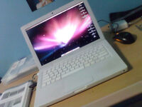 MacBook 13 inch White 2.16 GHz Intel Core 2 Duo