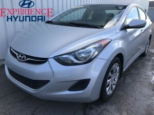2013 Hyundai Elantra GL AWESOME GL EDITION WITH EXCELLENT STYLE