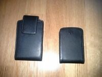 BRAND NEW 2 x Genuine Blackberry BOLD Cases