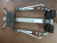 ProFitness Dual Hydraulic Rowing Machine