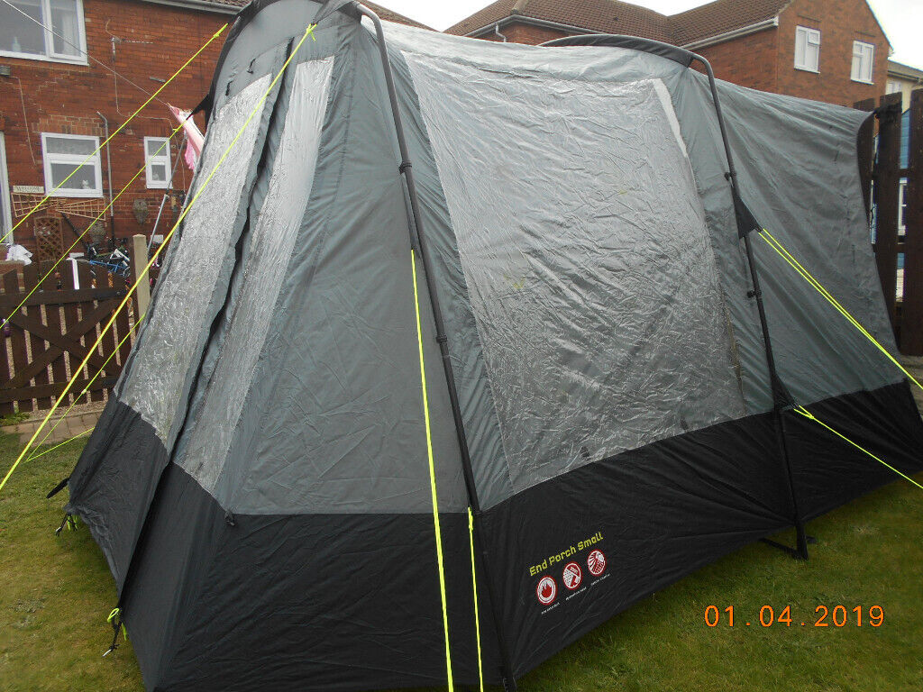 GELERT UNIVERSAL TENT END PORCH EXTENSION V. G. C   in Barnsley, South Yorkshire   Gumtree