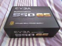 EVGA SuperNOVA 550 GS, 80+ GOLD 550W, Fully Modular