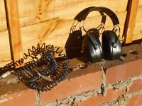 PELTOR OPTIME 2 METAL DETECTOR HEADPHONES WITH VOLUME CONTROL