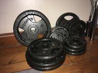 Weight Plates and Lifting equipment for sale