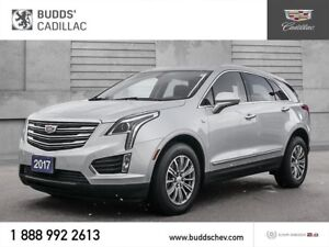 2017 Cadillac XT5 Luxury Certified Pre-Owned , CLEAN CAR FAX...