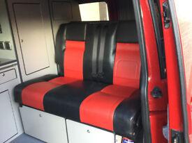 Volkswagen VW TRansporter Camper Conversion. T28 T5 2012