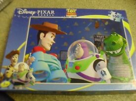 Disney Pixar 100 piece Toy Story jigsaw - excellent condition