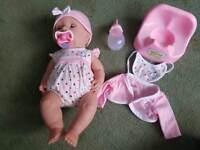 Kids toy doll