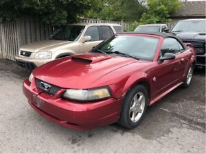 2004 Ford Mustang SELLING AS IS