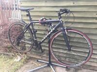 Ridgeback flight 01 road hybrid bike bicycle
