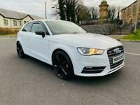 2014 AUDI A3 1.4 TFSI SPORT ONLY 46,000 MILES FULL SERVICE HISTORY MOT TO JANUARY 2022