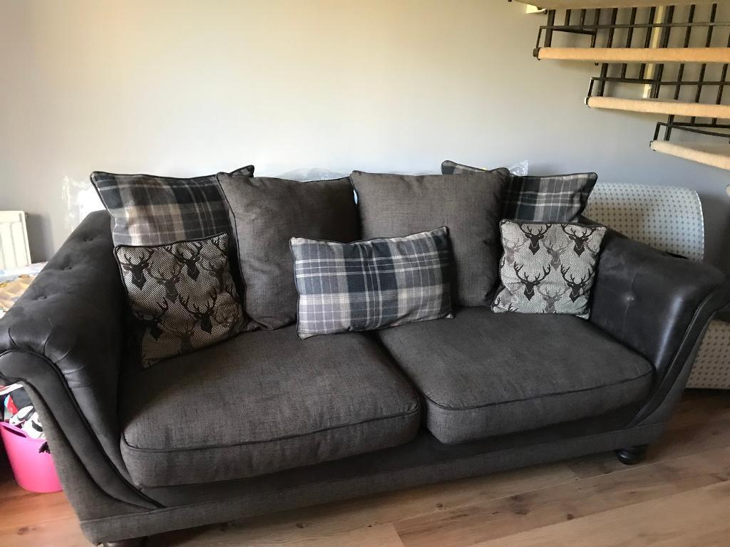 Scs 2 Amp 3 Seater Sofas In Oxford Oxfordshire Gumtree