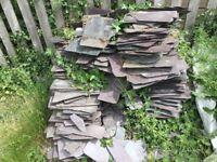 Old slates