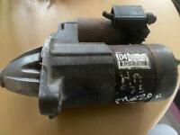 Mazda 3 starter motor