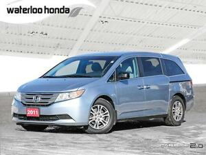 2011 Honda Odyssey EX Sold Pending Delivery...Back Up Camera,...