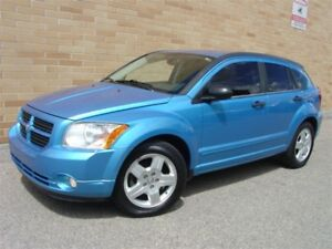 2008 Dodge Caliber SXT. Loaded! U-Connect! 5 Speed!