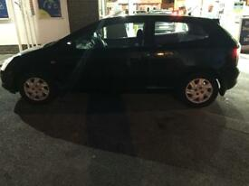 Honda Civic 1.4s 51 reg 3 door hatchback
