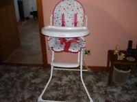 Hello Earnest high chair