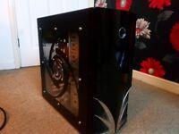 AMD A10-5800k 3.8Ghz - 8GB RAM - 1TB HDD - GTX 750 1GB - GAMING PC