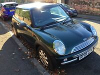 2004 Mini One 1.6 1 Owner From New - Full Main Dealer Service History (10 Stamps)