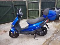 2003 Vespa Piaggio 125 ST Skipper - Spares or Repair only 110079 miles